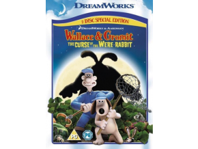 Wallace And Gromit: The Curse Of The Were Rabbit (2 Discs) (DVD)