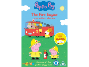 Peppa Pig The Fire Engine And Other Stories (DVD)