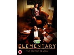 Elementary - Season 2 (DVD)