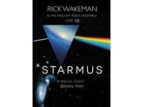 RICK WAKEMAN & BRIAN MAY - Starmus (DVD)
