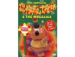 Chorlton  The Wheelies  Series 3 (DVD)
