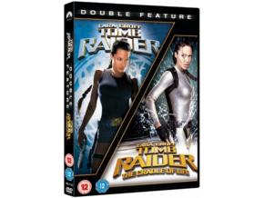 Tomb Rdertomb Rder 2 Double Pck (DVD)