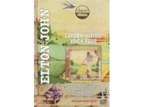 ELTON JOHN - Goodbye Yellow Brick Road: Classic Albums Series (DVD)