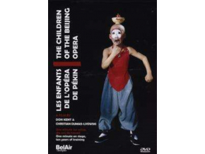CHILDREN OF THE BEIJING OPERA - The Children Of The Beijing Opera (DVD)