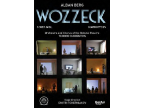 BERG & ALBAN - Niglbyerscurrentzis (DVD)