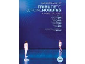 PARIS OPERA BALLET  OR - Tribute To Jerome Robbins (DVD)