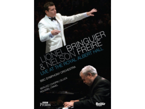 BRINGUIERFREIRE - Live At The Royal Albert Hall (DVD)