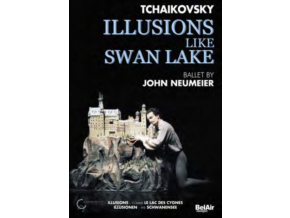 HAMBURG BALLET - Illusions Like Swan Lake (DVD)