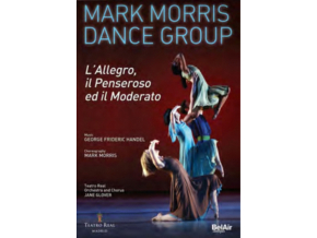 HANDEL  GEORGE FRIDERIC - Mark Morris Dance Group (DVD)
