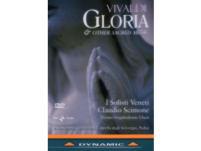 WIENER SINGAKADAMIEFERLESCH - Vivaldigloria And Other Sacred Music (DVD)