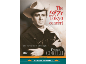 FRANCO CORELLI - The Chronicle Of A Triumph (DVD)