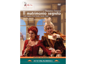 VARIOUS ARTISTS - Cimarosail Matrimonio Segreto (DVD)