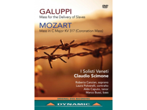 VARIOUS ARTISTS - Mozartmass In C Major Kv317 (DVD)