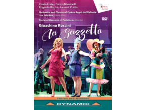 VARIOUS ARTISTS - Rossinila Gazzetta (DVD)