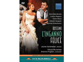 VARIOUS ARTISTS - Rossinilinganno Felice (DVD)