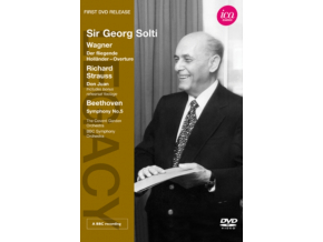 COVENT GARDENBBC SOSOLTI - Varioussir Georg Solti (DVD)