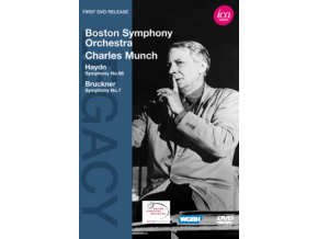 BOSTON SOMUNCH - Haydnbrucknerboston So (DVD)