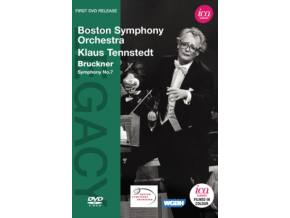 VARIOUS ARTISTS - Brucknersymph 7Tennstedt (DVD)