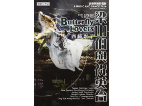 NEW ZEALAND ORCHJUDD - The Butterfly Lovers Conerto (DVD)