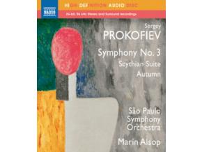 SAU PAULO SOALSOP - Prokofievsymphony No 3 (DVD)