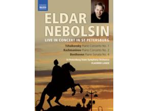ST PETERSBURG SONEBOLSIN - Nebolsin Live In Concert (DVD)
