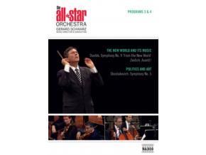 ALLSTAR ORSCHWARZ - Allstar Programs 3 4 (DVD)
