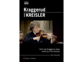 KRAGGERUDOSLO CAMERATA - Kreislervarious Works (DVD)