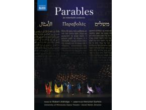 YUNUSZABALAOKELL - Aldridgeparables Oratorio (DVD)