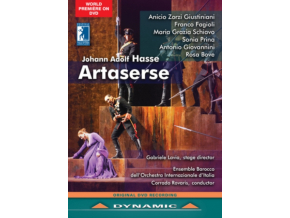 VARIOUS ARTISTS - Hasseartaserse (DVD)