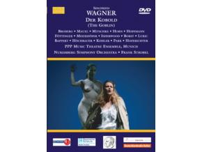NUREMBERG SOSTROBEL - Wagnerder Kobold (DVD)