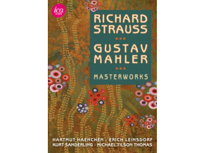 VARIOUS ARTISTS - Masterworks (DVD)