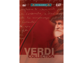 VARIOUS ARTISTS - Verdi Collection (DVD)
