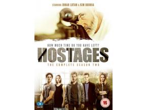 Hostages Season 2 (DVD)