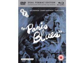 Paris Blues Dual Format (Blu-ray + DVD)