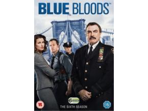 Blue Bloods Season 6 (DVD)