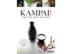Kampai For The Love Of Sake (DVD)