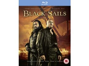 Black Sails Seasons 1-3 (Blu-ray Box Set)