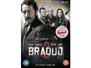 Braquo  The Complete Season Two (DVD)