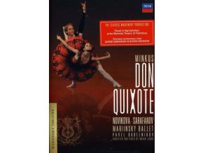 KIROV BALLET - Minkus/Don Quixote (DVD)