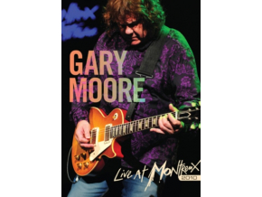 GARY MOORE - Live At Montreux 2010 (DVD)