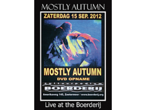 MOSTLY AUTUMN - Live At The Boerderij (DVD)