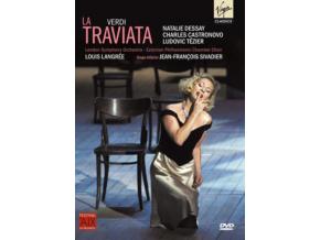 LSO/ESTONIAN PCC/LANGREE - Verdi / La Traviata (DVD)