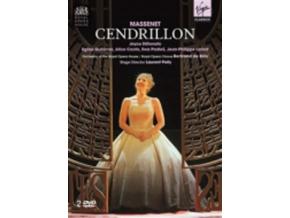 OR ROYAL OPERA HOUSE / BILLY - Massenet/Cendrillon (DVD)