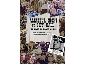 FRANK L. RIZZO - Amateur Night At City Hall: The Story Of Frank L. Rizzo (DVD)