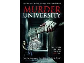 Murder University (DVD)