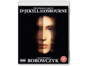 Strange Case Of Dr Jekyll And Miss Osbourne The (Blu-ray + DVD)