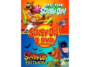 Double Pack (Scooby Doo Big Top/Scooby Doo Meets Batman) (DVD)