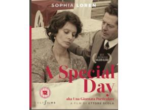 A Special Day Aka Una Giornata Particolare (Bl (Blu-ray)