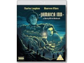 Jamaica Inn (Blu-ray + DVD)