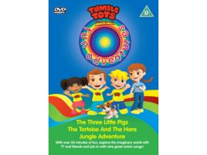 Tumble Tots - Fun Adventures (DVD)